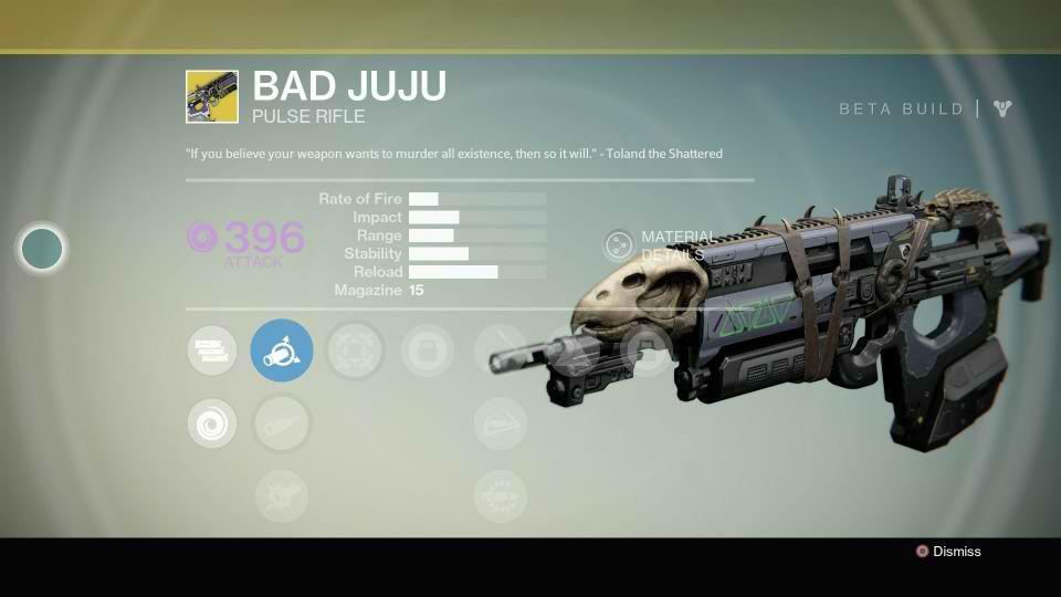 black market coupon exotic weapon bounty destiny